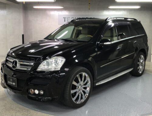 2007年 Mercedes-Benz GL550 4MATIC ARTエアロ